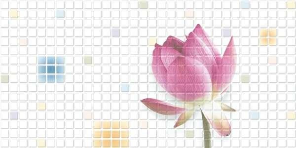 - 300 x 600 mm (12 x 24 inç) - Lotus-604-A